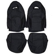 2000-2006 Toyota Celica ZZT230 Custom Real Leather Seat Covers (Front)