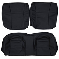 2000-2006 Toyota Celica ZZT230 Custom Real Leather Seat Covers (Rear)