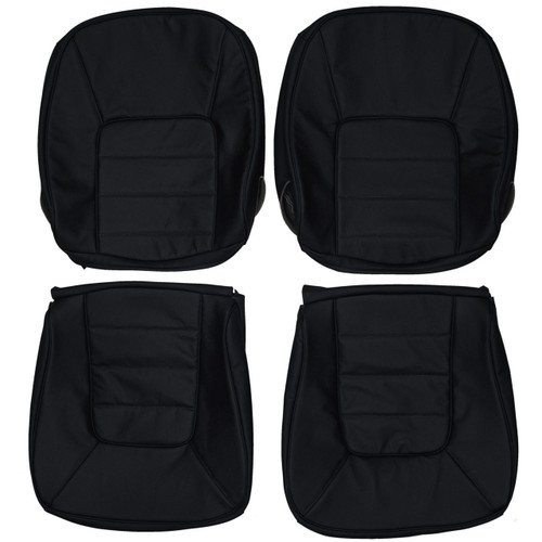 Leather seat covers custom leather interior replacement seat 1967 1974 volvo 142e custom real leather seat covers front fandeluxe Image collections