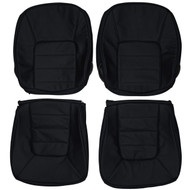 1967-1974 Volvo 142e Custom Real Leather Seat Covers (Front)