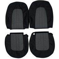 2002-2005 Mercury Mountaineer Custom Real Leather Seat Covers (Front)