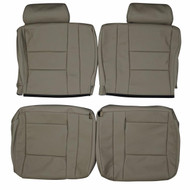 1995-1997 Lexus LX450 Custom Real Leather Seat Covers (3Rd Row)