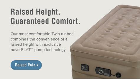 insta-bed   indoor & outdoor twin & queen air beds & air mattresses