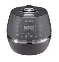 Cuckoo IH 10 Cup Pressure Cooker CRP-CHSS1009FN (Dark Grey)
