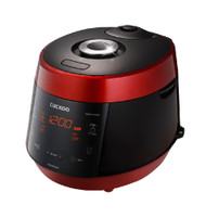 Cuckoo Rice Pressure Cooker 10 Cups CRP-P1009S (RED)