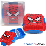 Marvel Spider Man Plastic Food Container