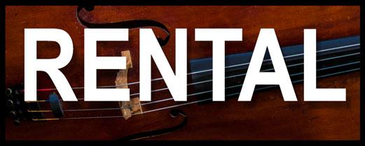 Instrument Rentals