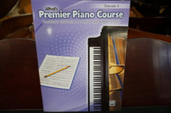 Alfred's Premier Piano Course Theory 3