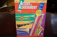 Alfred's Accent on Achievement Oboe Book 2 (w/ CD)