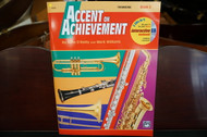 Alfred's Accent on Achievement Trombone Book 2 (w/ CD)