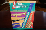 Alfred's Accent on Achievement Mallet Percussion and Timpani Book 3