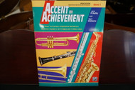 Alfred's Accent on Achievement Percussion Book 3