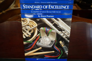 Standard of Excellence Book 2 Drums and Mallet Percussion