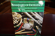 Standard of Excellence Book 3 Drums and Mallet Percussion