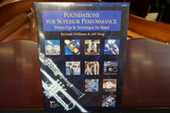 Foundations for Superior Performance B Flat Tenor Saxophone