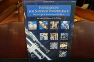 Foundations for Superior Performance Baritone Saxophone