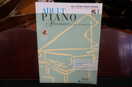 Adult Piano Adventures 1 All in One Piano Course (w/ CD & DVD)