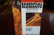 Essential Elements 2000 Trombone Book 2
