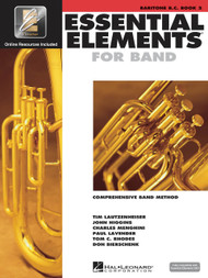 Essential Elements 2000 Baritone B.C. Book 2