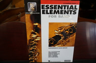Essential Elements For Band Bb Clarinet Book 2