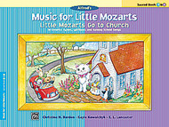 Alfred's Music For Little Mozarts Sacred Book 3 & 4