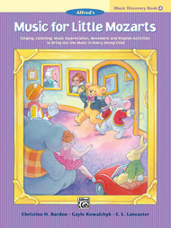 Alfred's Music For Little Mozarts Music Discovery Book 4