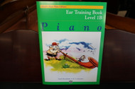 Alfred's Basic Piano Library Ear training Book Level 1B