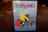 Bastien Piano Basics Piano Level 2