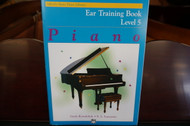 Alfred's Basic Piano Library Ear Training Level 5
