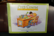 Alfred's Basic Piano Library Prep Course Activity & Ear Training Book Level C