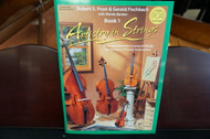 Artistry In Strings Double Bass Middle Position Book 1 (w/ CD)