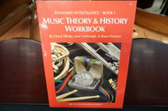 Standard of Excellence Music Theory & History Workbook Book 1