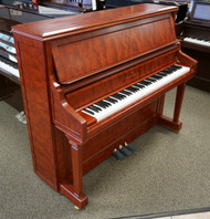 "Pramberger JP-125 Professional Studio 49"" Upright Piano - SOLD"