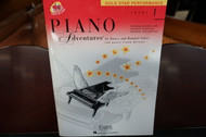 Faber Piano Adventures Gold Star Performance Book Level 1