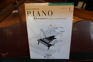 Accelerated Piano Adventures Technique & Artistry Book 1 For The Older Beginner