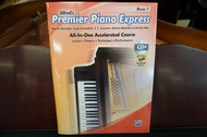 Alfred's Premier Piano Express Book 1 With CD