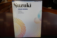 Suzuki Violin School Violin Part Volume 1 (Revised Edition)