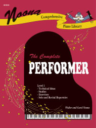 Noona Comprehensive Piano Library Performer Level 1