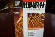 Essential Elements For Band F Horn Book 2