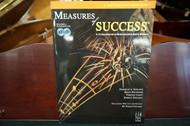 Measures of Success E Flat Baritone Saxophone Book 2 W/CD
