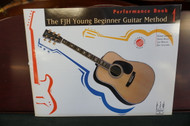 The FJH Young Beginner Guitar Method Performance Book 1