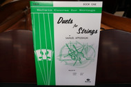 Belwin Course for Strings Duets for Strings Violin Book 1
