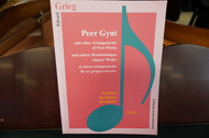 Grieg Peer Gynt and Other Arrangements of Own Works
