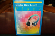 Alfred's Basic Piano Library Popular Hits Level 5