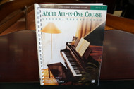 Alfred's Basic Adult Piano Course All-In-One Level 3