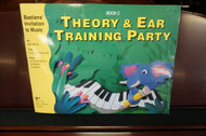 Bastiens' Invitation to Music Theory & Ear Training Party Book C