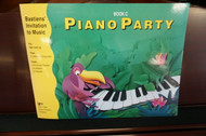 Bastiens' Invitation to Music Piano Party Book C