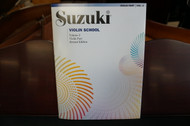 Suzuki Violin School Volume 2 Revised Edition