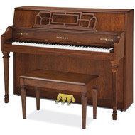 "Yamaha M560 44"" Upright Gallery Collection Piano"