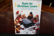 Duets for Christmas Lovers Book One